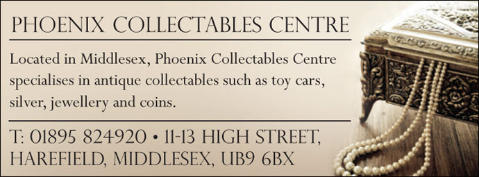Phoenix Collectables Centre