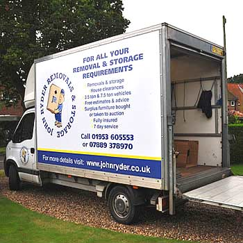 John Ryder Removals & Storage