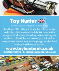 UK Toy Hunter Ltd