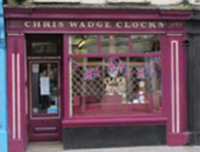 Chris Wadge Clocks