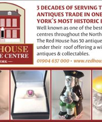 The Red House Antique Centre