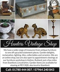 Hunters Vintage Shop