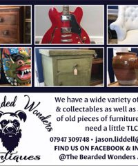 The Bearded Wonders Antiques