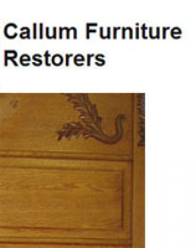 Callum Furniture Restorers