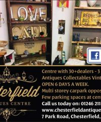Chesterfield Antique Centre