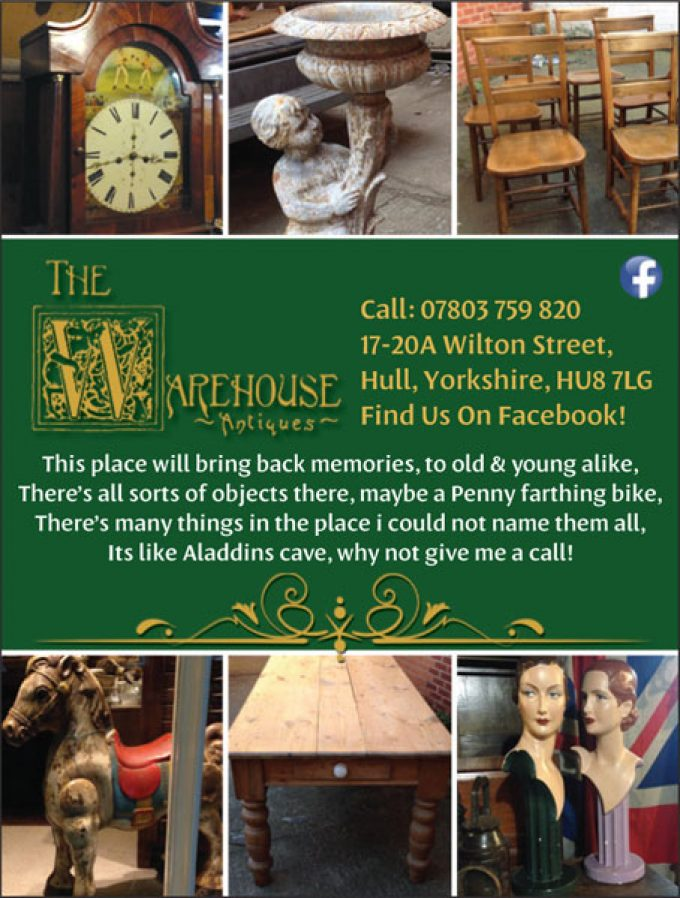 The Antique Warehouse