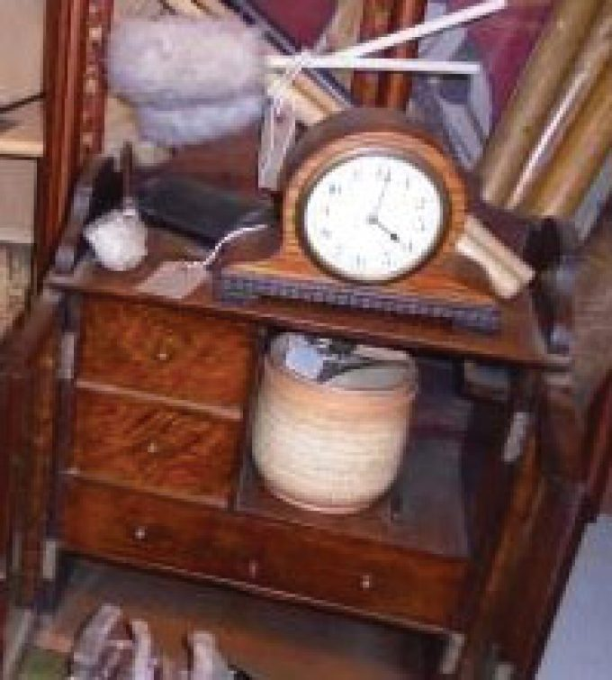 Risby Barn Antiques Centre / Past & Present