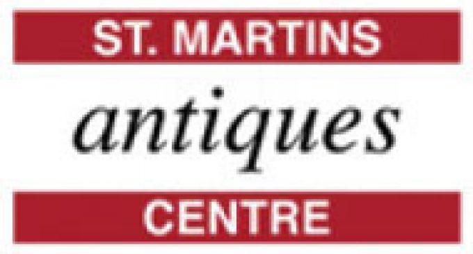 St Martins Antique Centre