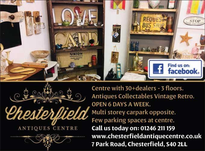 Chesterfield Antique Centre