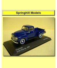 Springhill Models & Cards