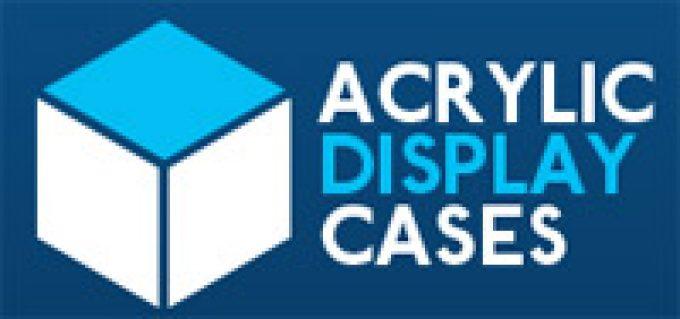 Acrylic Display Cases From Widdowsons Ltd