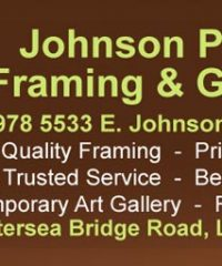 Johnson Picture Framing & Galleries