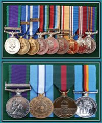 Officers Colours