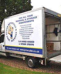 John Ryder Removals & Storage