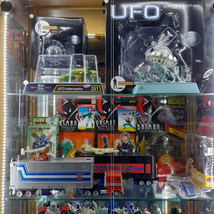 RAM Collectible Toys