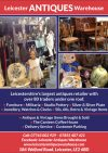 Leicester Antiques Warehouse