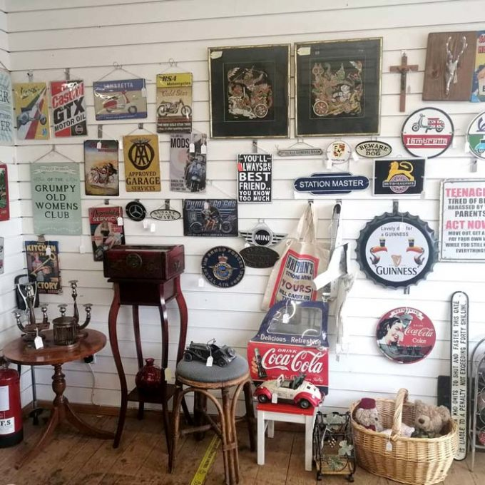 The Old Bakehouse Antiques Centre